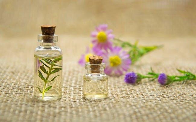olej kwiaty