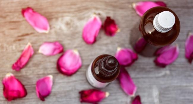olej roze