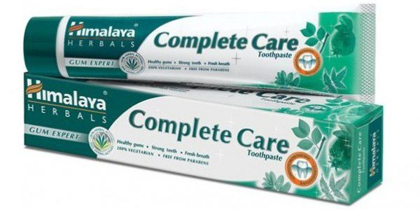 HIMALAYA HERBALS – pasta do zębów kompletna ochrona