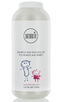 natirativ sweet szampon płyn