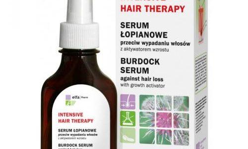 ELFA PHARM – serum łopianowe przeciw wypadaniu włosów