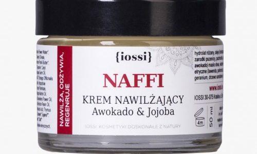 IOSSI – krem nawilżający NAFFI awokado & jojoba ♥