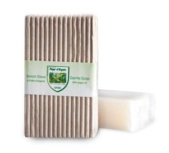 EFAS – delikatne mydło z olejem arganowym