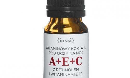 IOSSI – serum witaminowe pod oczy ♥
