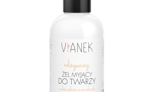 VIANEK – odżywczy żel myjący do twarzy (pomarańczowy)